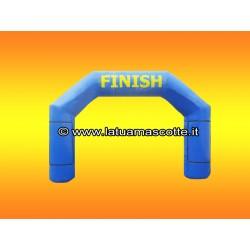Arco Gonfiabile Finish Blu