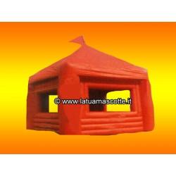 TENDA GONFIABILE IN PVC