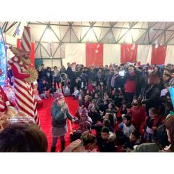 EVENTO AZIENDALE - NATALE BIMBI FCA CASSINO 2018 LA TUA MASCOTTE