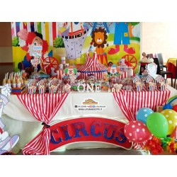 SWEET TABLE CIRCO