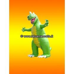 Gonfiabile Pubblicitario Dinosauro