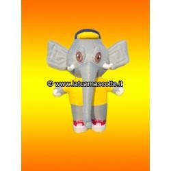Pubblicitario Gonfiabile Elefante