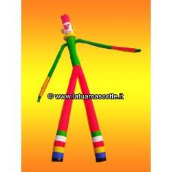 Ballerino Scenografico Happy Clown