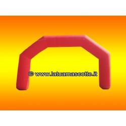 Arco Gonfiabile Classico Rosso
