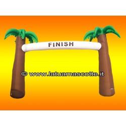 Arco Gonfiabile Finish