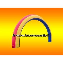 Arco Gonfiabile Tricolore