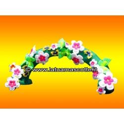 Arco Gonfiabile Floreale
