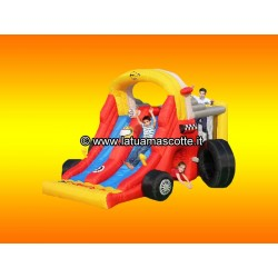 F1 GONFIABILE SUPER LEGGERO